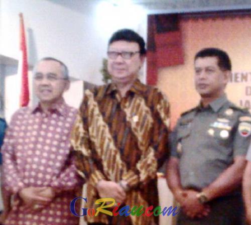 Ini Tanggapan Mendagri Soal Kondisi Riau