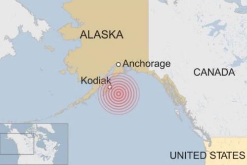 Peringatan Tsunami Dicabut 3,5 Jam Pasca Gempa Alaska 7,9 SR