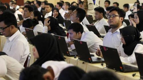 Ini Persyaratan yang Harus Dibawa Peserta SKD CPNS Pemprov Riau