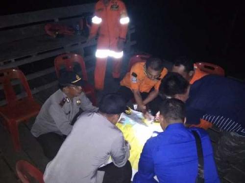 Kapal Pengangkut TKI Tenggelam di Perairan Tanjung Medang, 10 Orang Masih Dalam Pencarian
