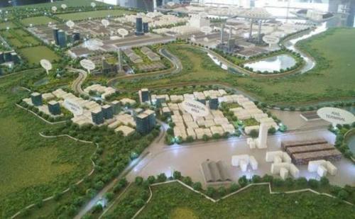 Pengembangan Infrastruktur Kawasan Industri Tenayan Butuh Anggaran Rp1,8 Triliun