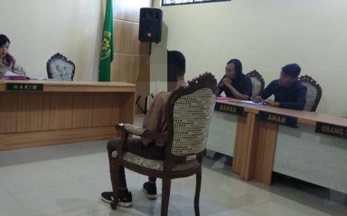 Siswa SMK Pembunuh Begal Divonis Hukuman Pembinaan 1 Tahun