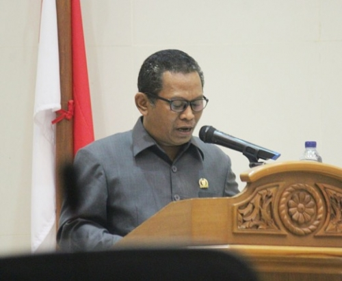 Dokumen Tak Lengkap, DPRD Inhil Tolak Ranperda Penambahan Penyertaan Modal untuk PDAM Tirta Indragiri