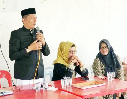 Muhammad Adil Prioritaskan Kesejahteraan Guru Kepulauan Meranti