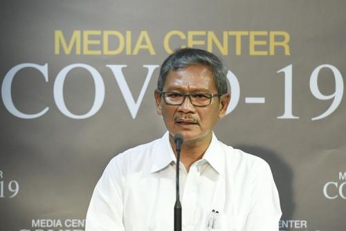 Jubir Pemerintah: Kasus Positif Virus Corona Capai 579 Orang
