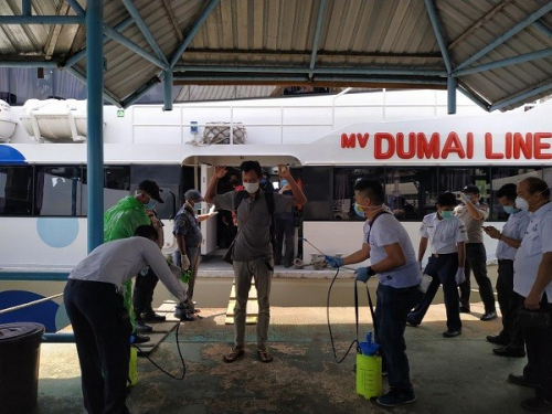 81 Warga Bengkalis yang Baru Pulang dari Malaysia Dikarantina