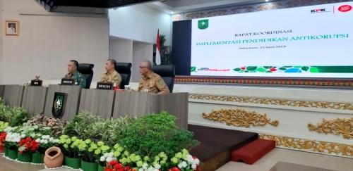 KPK akan Fasilitasi Penyelamatan Aset Milik Pemprov Riau