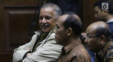 Dirut PLN Sofyan Basir Jadi Tersangka Kasus Korupsi PLTU Riau 1
