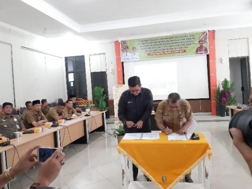 Pertama di Riau, Kejari Kuansing Luncurkan e-TP4D, Masyarakat Semakin Mudah Memantau Pembangunan