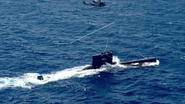 Tak Lagi Bersuara, Kapal Selam KRI Nanggala-402 Kemungkinan Terbawa Arus