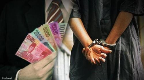 BARU SAJA... KPK Tangkap Tangan Kepala Pengadilan Negeri