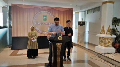 UPDATE: Positif Covid-19 di Riau Bertambah Jadi 110 Kasus, 33 Diantaranya dari Klaster Magetan