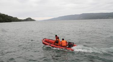 Kecelakaan di Danau Toba Jumat Malam, KM Ramos Risma Berlayar Tanpa Lampu