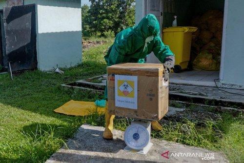 Bisnis Jasa Angkut Limbah di Riau Meningkat Hingga 40 Persen Saat Pandemi Covid-19
