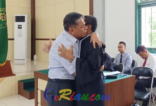 PN Siak Vonis Bebas Teten Efendi dan Suratno Konadi, JPU: Kita akan Lakukan Kasasi ke MA