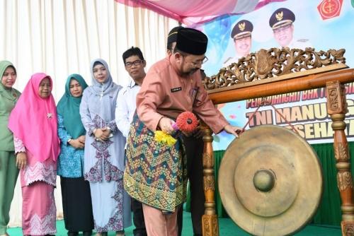 Bengkalis Kabupaten Pertama Laksanakan TMKK dan Perubahan Harganas