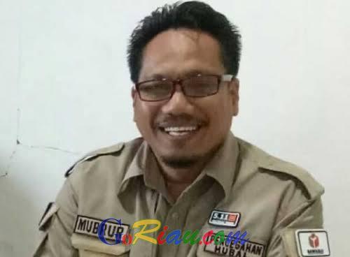 Bawaslu Pelalawan Beri Sanksi Ketua Panwascam Pangkalan Kuras