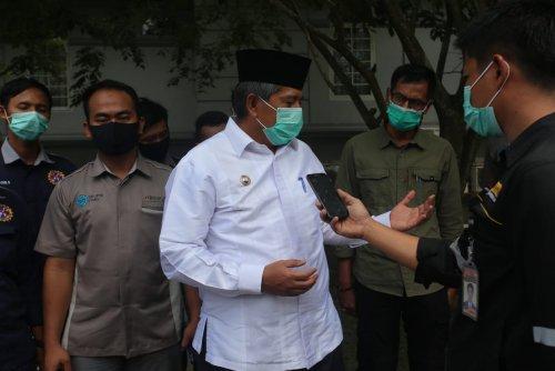 Toko dan Cafe di Siak Wajib Sediakan Tempat Cuci Tangan Selama Pandemi Covid-19