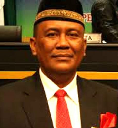 Wakil Ketua DPRD Kota Pekanbaru Rustam Panjaitan Meninggal Dunia