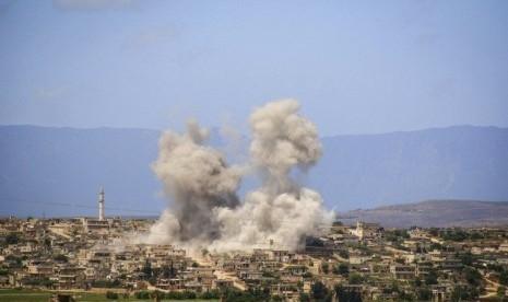 Eskalasi Berlanjut, 3 Juta Muslim di Suriah Terancam Risiko Mengerikan