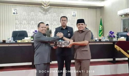 Pemkab dan DPRD Kepulauan Meranti Bahas KUA-PPAS APBD-P 2019
