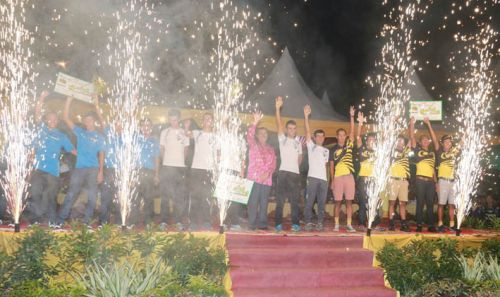 Bupati Siak Syamsuar Mengaku Puas, Tour de Siak Berjalan Sukses dan Lancar