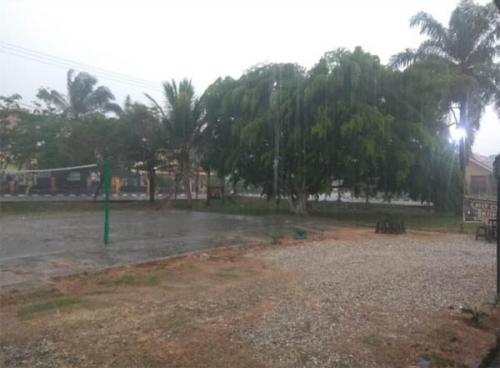 Hujan Lebat Juga Guyur Bangkinang