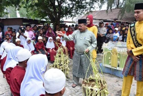 Puncak Festival Mandi Safar di Rupat Digelar Hari Ini