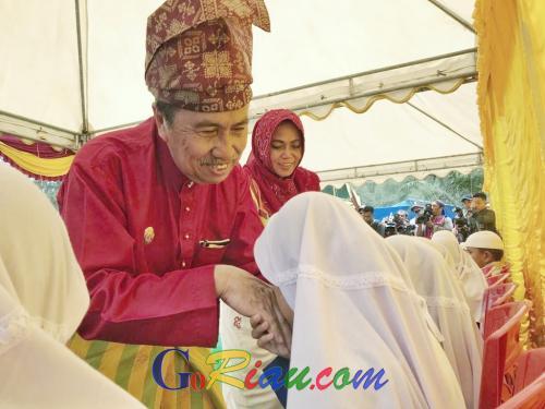Budaya Mandi Safar Berumur 30 Tahun dan Jadi Pemikat Destinasi Wisata di Riau