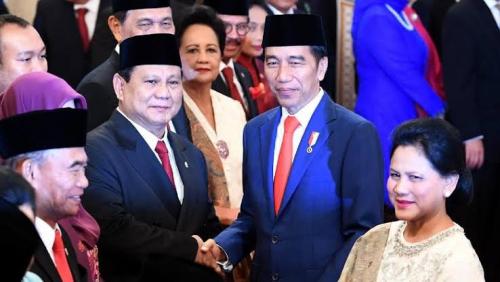 Prabowo Langsung Pulang ke Rumah Usai Dilantik, Sertijab Menhan Digelar Besok