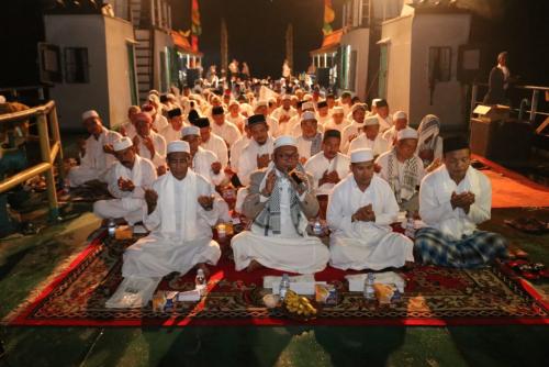Wisata Religi Ghatib Beghanyut Dilakukan Masyarakat Siak untuk Ritual Tolak Bala