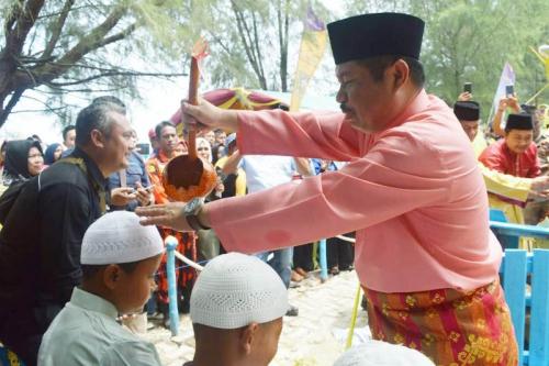 Ritual Mandi Safar Tradisi Turun Temurun