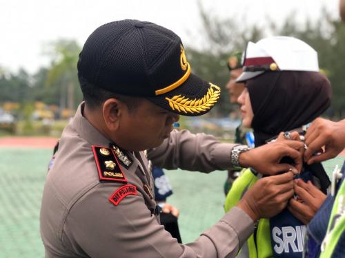 Budayakan Tertib Lalu Lintas, Polres Siak Kembali Gelar Operasi Zebra Muara Takus 2019