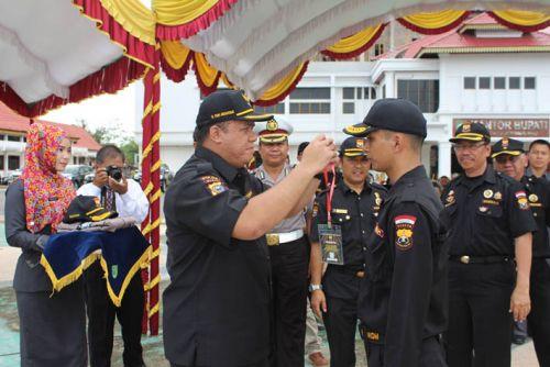 Pengurus Senkom Mitra Polri Provinsi Riau Dilantik di Inhu