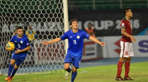 Diimbangi Filipina 2-2, Pembobol Gawang Indonesia Ternyata Dokter Gigi