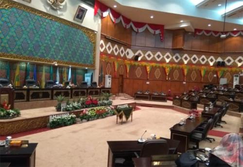 Kejar Target, Rapat Paripurna DPRD Riau Digelar di Hari Libur