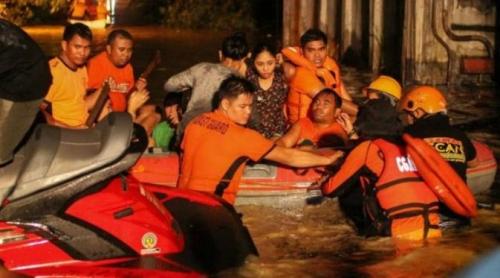 Filipina Selatan Diterjang Badai, 100 Tewas dan Puluhan Orang Hilang