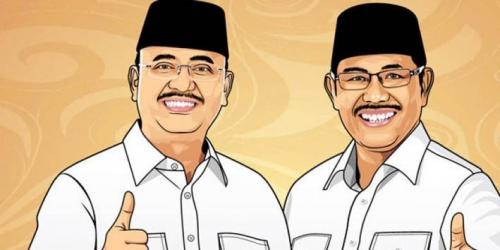 KPU Medan Tetapkan Eldin-Akhyar Pemenang Pilkada