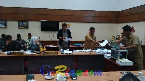 Hasil Test Calon KI Riau Diumumkan Terbuka, Berikut Nama Komisioner Terpilih...