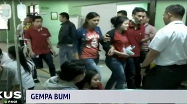 30 Wanita Hamil Muda Terinjak-injak di Sukabumi Saat Ribuan Buruh Pabrik Berhamburan Akibat Gempa