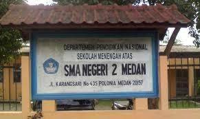 Masuk Melalui Jalur Bayar Rp5 Juta, 257 Siswa SMAN 2 dan 13 Medan Tak Bisa Sekolah