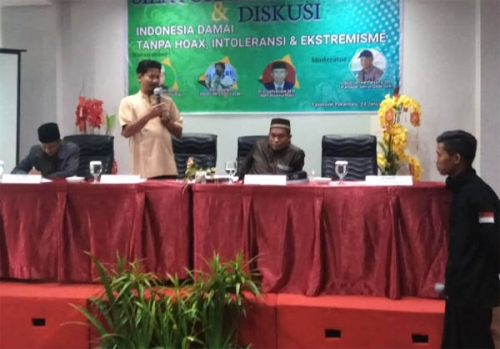 Wah.., Eks Petinggi NII Sebut Ada 80 Laporan Terpapar Teroris di Riau