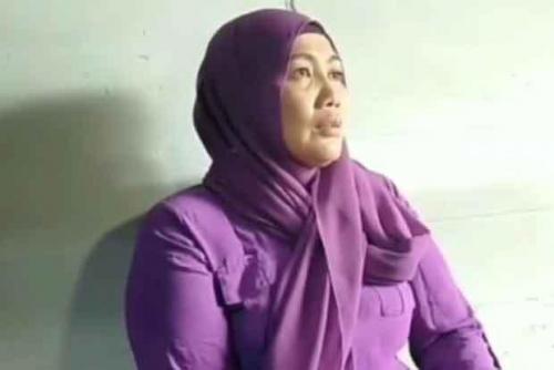 Terekam CCTV, Pegawai RSUD Terjatuh Ditarik Hantu Wanita Bermata Merah, Begini Pengakuan Korban