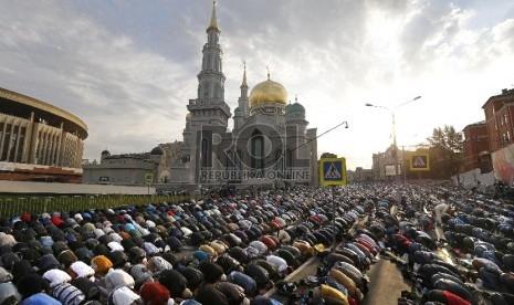 Tahun 2030 Umat Islam di Rusia Diprediksi 30 Persen, 2050 Lebih 50 Persen