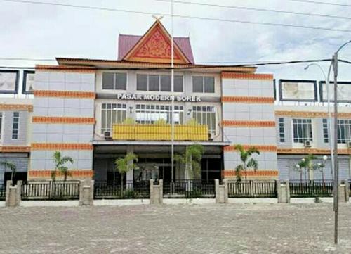 Pasar Modern Sorek Tak Kunjung Beroperasi, Dewan Minta Dialihfungsikan Jadi Sekolah