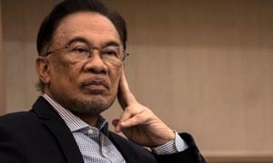 Mahathir Mundur, Anwar Ibrahim Sebut Ada Pengkhianatan