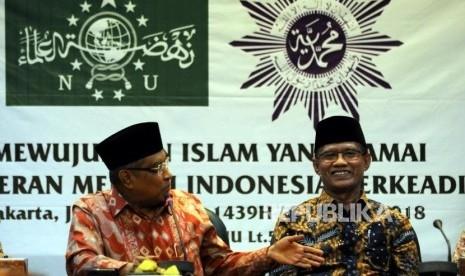 Muhammadiyah-NU Minta Pemerintah Serius Kurangi Kemiskinan dan Pengangguran