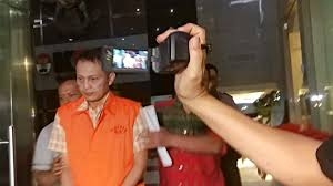 Direktur Krakatau Steel Wisnu Kuncoro Terima Suap untuk Biayai Pernikahan Putrinya