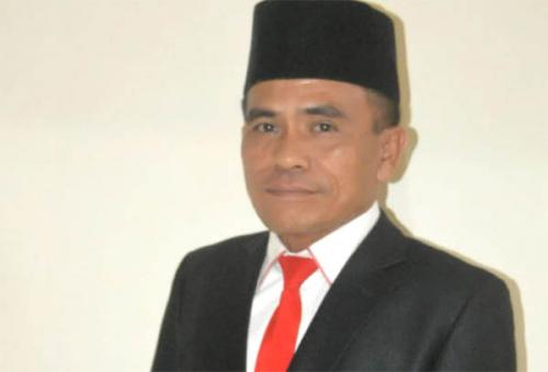 Ketua DPRD Rohil Ajak Masyarakat Dukung Imbauan Pemkab dan Berdoa
