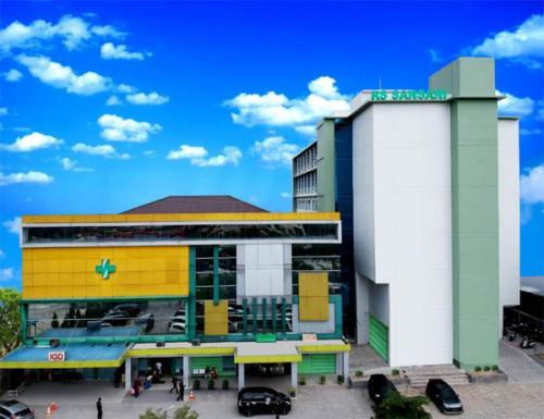 Rumah Sakit Sansani Pekanbaru Tegaskan tidak Ada Merawat Pasien Positif Corona, Namun Jika Ada Rujukan Bisa Dilayani